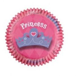 Pink Princess, 24 st muffinsformar