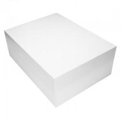 Tårtkartong, ca 45,5 cm x 36 cm