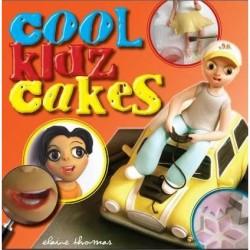 Cool Kidz Cakes, bok