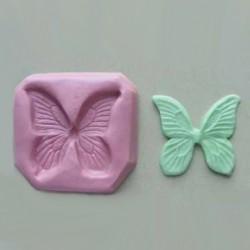 Fjäril, nr 4 (silikonform)