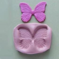 Fjäril, nr 5 (silikonform)