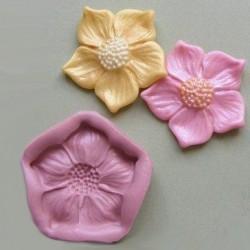 Blomma, nr 2 (silikonform)