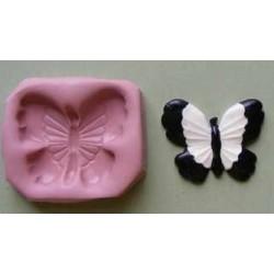 Fjäril, silikonform