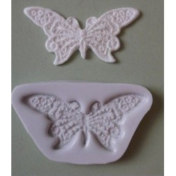 Spetsfjäril, silikonform