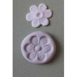 Lace Single Blossom, silikonform
