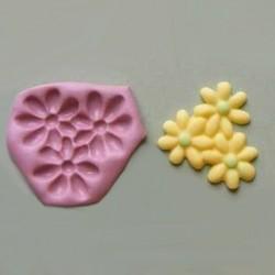 Blossom Trio, silikonform