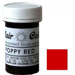Poppy Red, pastafärg