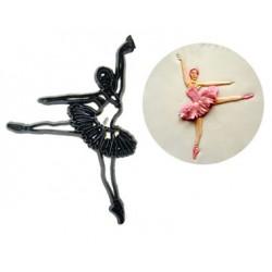 Ballerina, utstickare (PC)