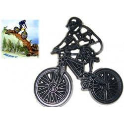 MTB och Cyklist, utstickare/embosser
