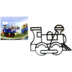 Tåg, utstickare/embosser