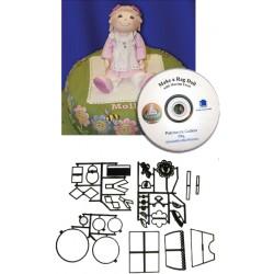 Trasdocka 3D, utstickare och DVD