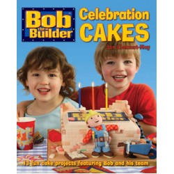 Bob the Builder - Celebration Cakes, bok
