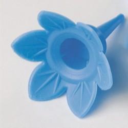 Ljushållare, blåa (5 st)