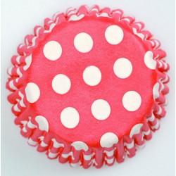 Red Spots, 54 st muffinsformar