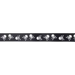 Skull, kantband (metervara)