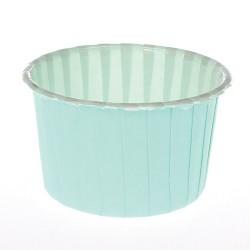 Blå, 24 st muffinskoppar