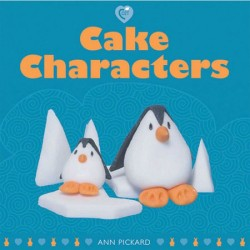 Cake Characters, bok