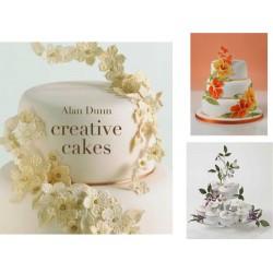 Creative Cakes, bok