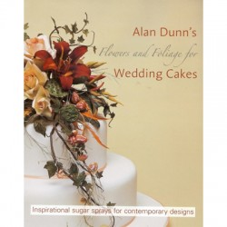Flower and Foliage for Wedding Cakes