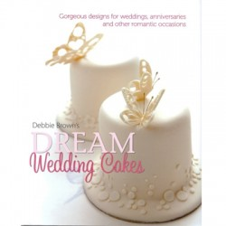 Dream Wedding Cakes, bok