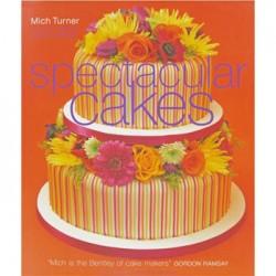Spectacular Cakes, bok