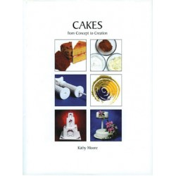 Cakes from Concept to Creation, bok