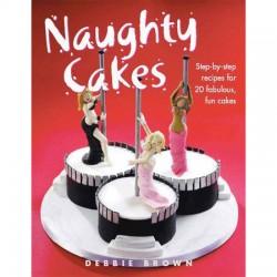 Naughty Cakes, bok