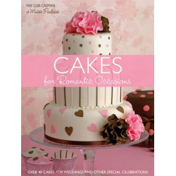 Cakes for Romantic Occasions, bok