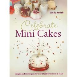 Celebrate with Mini Cakes, bok