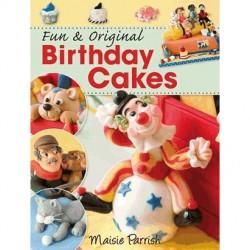Fun & Original Birthday Cakes, bok