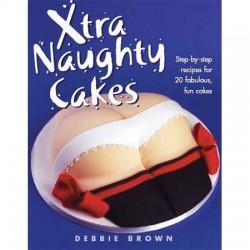 Xtra Naughty Cakes, bok