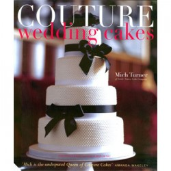 Couture Wedding Cakes, bok