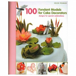 Fondant Models for Cake Decorators, bok