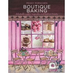 Boutique Baking, bok