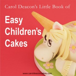 Easy Children's Cakes, bok