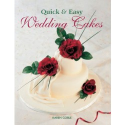Quick & Easy Wedding Cakes, bok