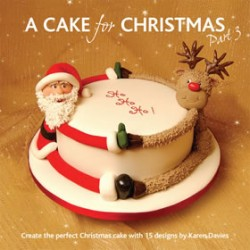 A Cake for Christmas, part 3