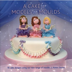 A Cake for Models or Moulds, bok