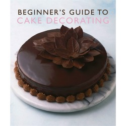 Beginner's Guide To Cake Decorating, bok