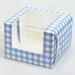 Tant Rut (blå), ask för 1 muffin (25 st)