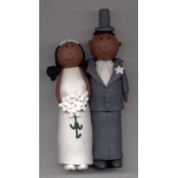 Brudpar, mörkhyat par