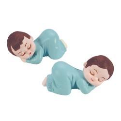 Bebisar, 2 st blåa