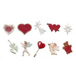 Kärlek, 2 delar