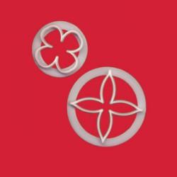 Fuchsia, 2 utstickare