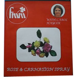 Rose & Carnation Spray, DVD