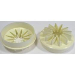 Daisy/Circle, cupcake utstickare