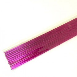 Metallic-tråd Cerise-rosa, 24G