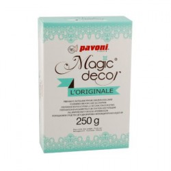 Magic Decor, 250g pulver