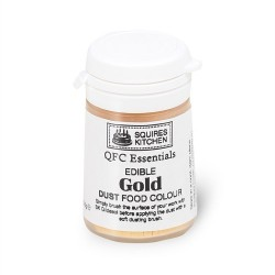 Guld, metallic-pulverfärg