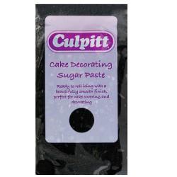 Sugarpaste, black 250g (Culpitt)